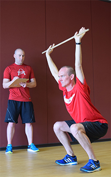 Functional Movement Assessment