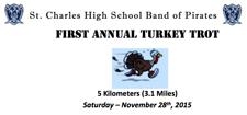 St. Charles High Turkey Trot