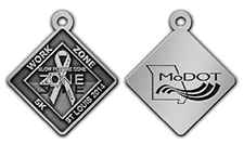 MoDOT Work Zone Medals