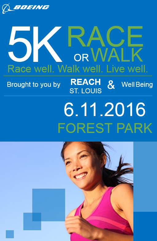 REACH Well Being 5K