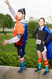 RUSH Superhero 5K