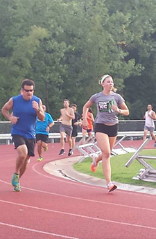 FFFlyers Summer Speedwork